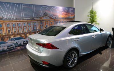 Soirée chez le groupe Lexus