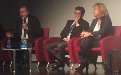 Conférence de Jean-Luc Moudenc à la Mairie de Balma